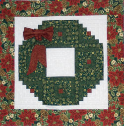 Christmas - Christmas Wreath - JJ's Crafts - Beads, Patters, Kits